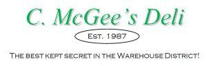 C. McGee's Deli